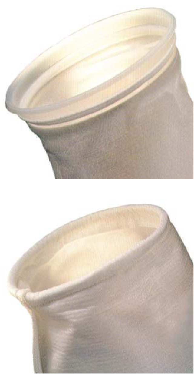 worek polylock i z wszytym pierścieniem